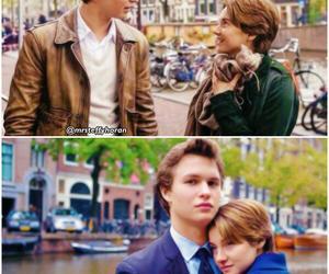 the fault in our stars, book, and hazel grace image