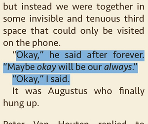augustus, hazel, and okay? image