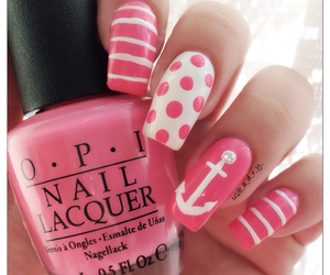 fashion, opi, and manicure image