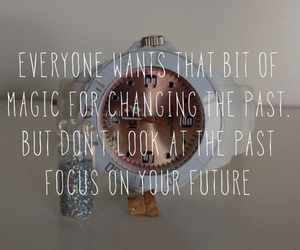 background, future, and quote image