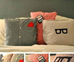 pillow and diy image