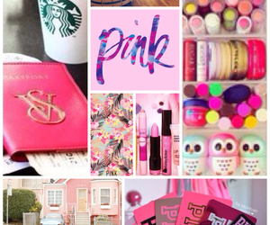 eos, make up, and pink image