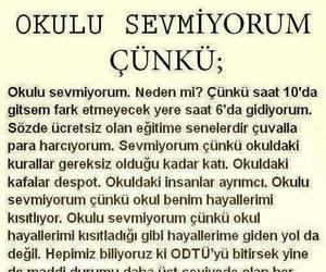 turkce and okull!!! image
