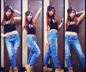 yg and minzy image