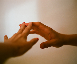 love and hands image