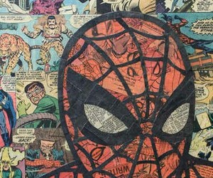 Marvel, comics, and spider image