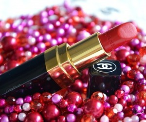 chanel, makeup, and rouge image