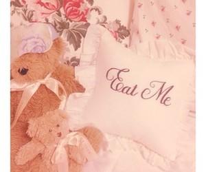 bear, pastel, and かわいい image
