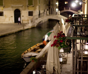 photography, italy, and venice image