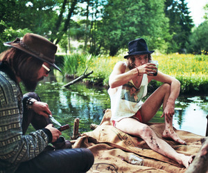 boy, hippie, and hipster image