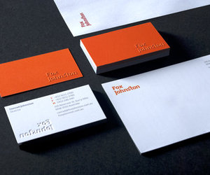 branding, typography, and collateral image