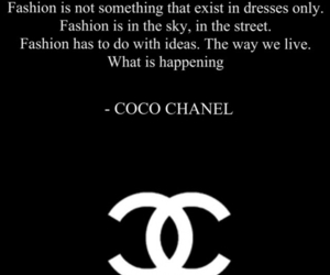 coco chanel, lovely, and true image