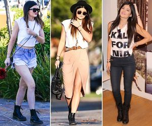 clothes, kim kardashian, and look image