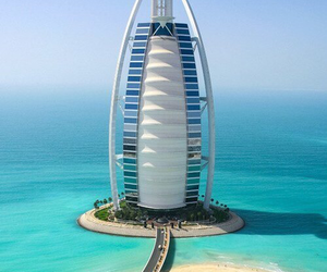 Dubai, luxury, and hotel image