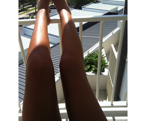 legs, girl, and summer image