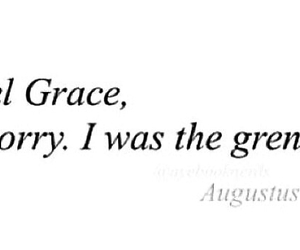 Grenade, tfios, and augustus waters image