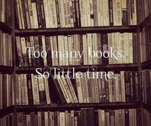book, time, and love image