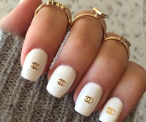 nail art, nails, and cute nails image