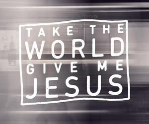 christian, give, and god image