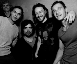 michael fassbender, james mcavoy, and x-men image