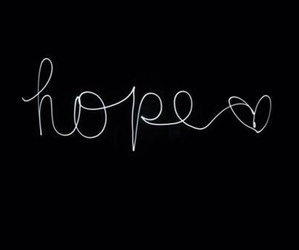 hope, cute, and love image