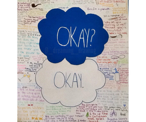 okay okay, the fault in our stars, and tfios image