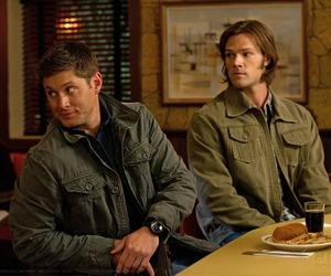 supernatural, dean, and jared padalecki image