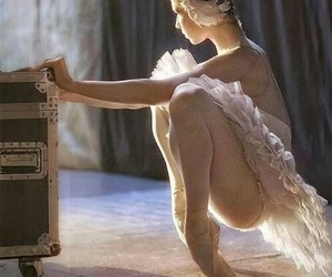 Swan, ballet, and classic image