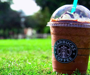 starbucks and frappuccino image