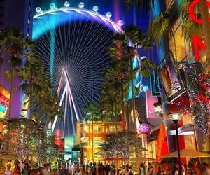 awesome, cool, and ferris wheel image