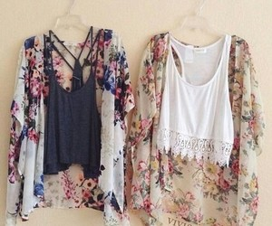 cardigan, outfit, and clothes image
