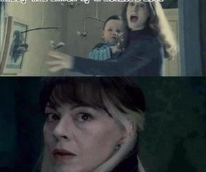 harry potter, mother, and narcissa malfoy image