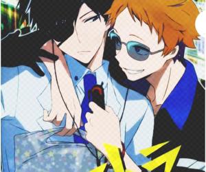 anime and hamatora image