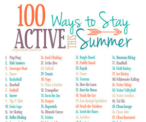 summer and things to do image