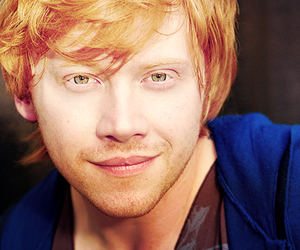 rupert grint, harry potter, and ron weasley image