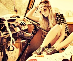 fashion, hippy, and love image