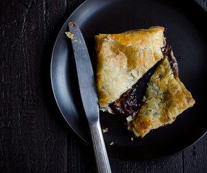 cherry, dessert, and food image