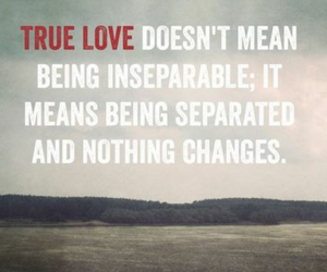love, quote, and true love image