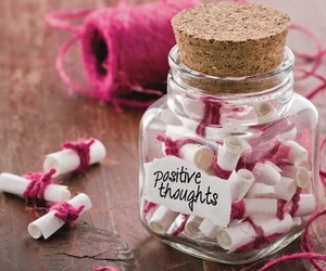 positive, Dream, and pink image