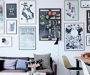 frame, home design, and interior image