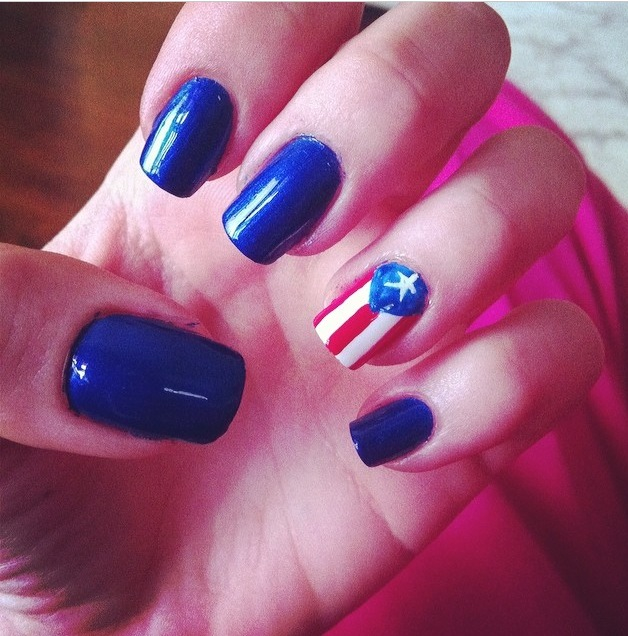Nail Art Discovered By Princess On We Heart It