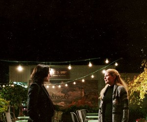 once upon a time, swan queen, and ouat image