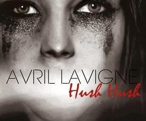 Avril Lavigne and hush hush image