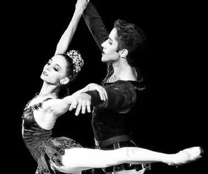 ballet, perfect, and love image