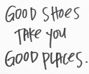 shoes, quotes, and place image