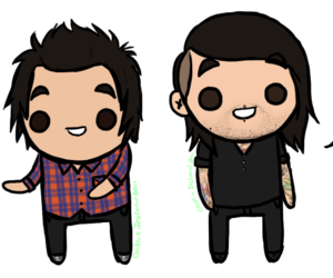 pierce the veil and drawing image