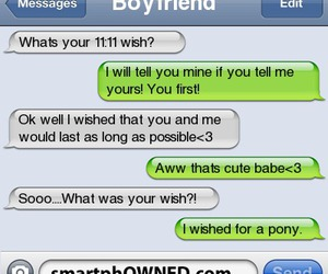 funny, text, and boyfriend image