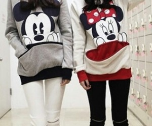 mickey, friends, and mickey mouse image