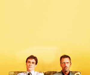 bromance, dr house, and gregory house image