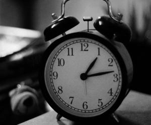 clock, vintage, and indie image